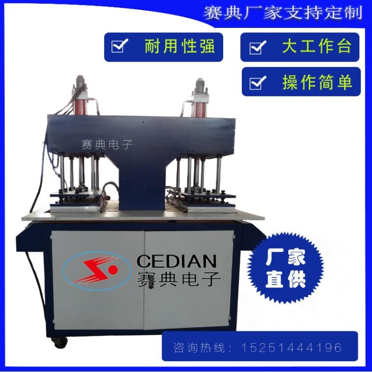 廠家直銷油壓凹凸壓花機,服裝立體熱壓 純棉料熱壓定型機設備