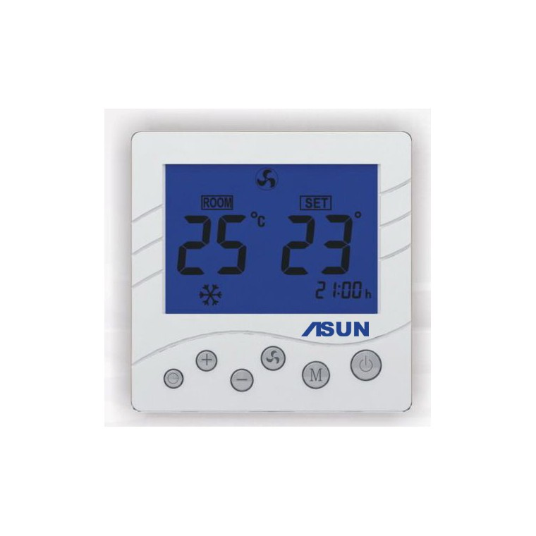 A302电采暖液晶温控器
