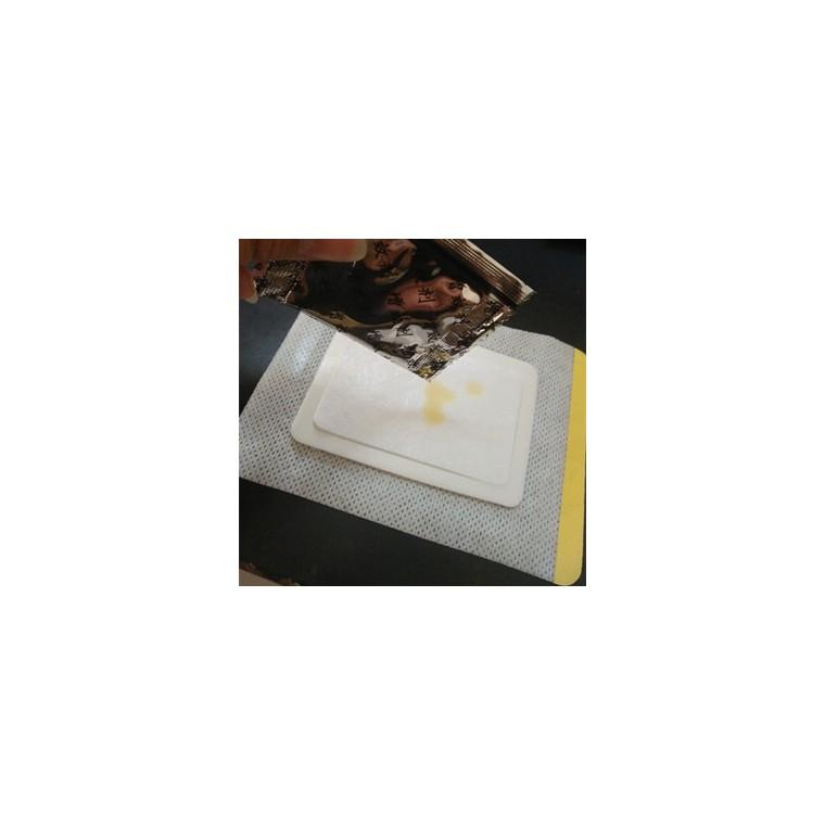 吸水棉贴 液体专用底布 吸水垫 吸水棉膏药布贴