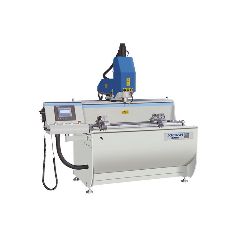 高速鋁型材數控鉆銑床