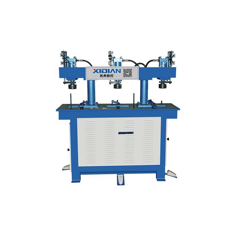 鋁型材雙柱壓力機