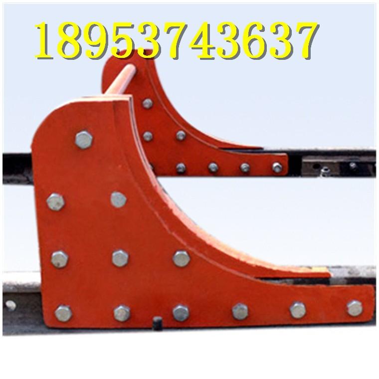 濟寧HS型滑動升降式月牙擋車器 月牙擋車器生產廠家