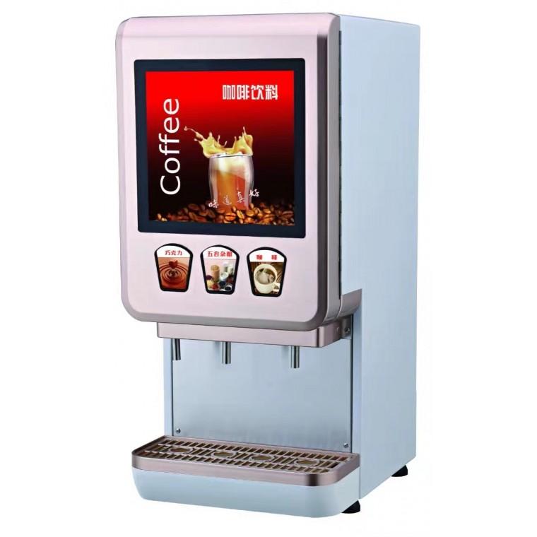 威海自助餐咖啡奶茶機