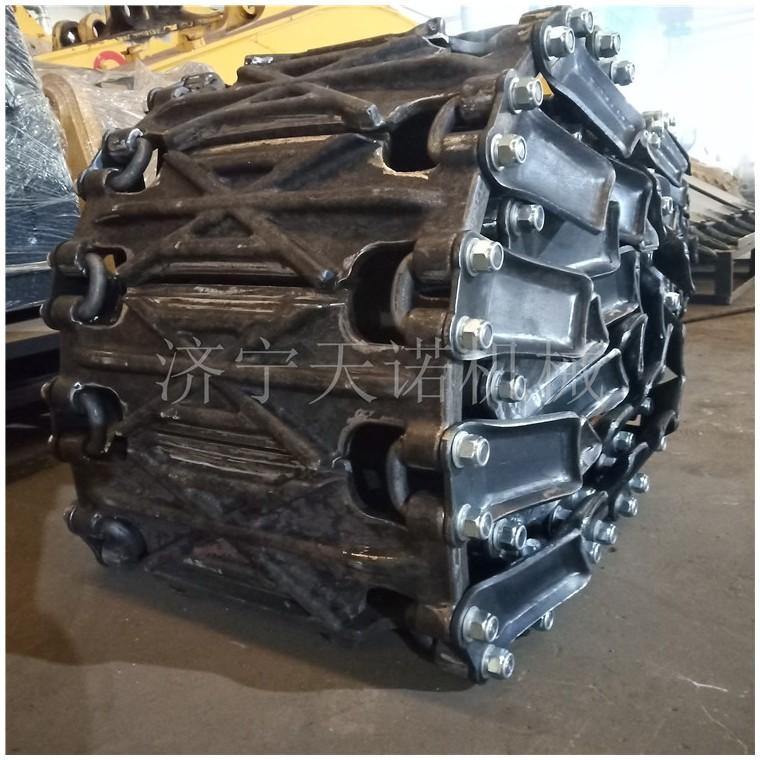 裝載機輪胎防滑保護鏈條 23.5-25防滑鏈