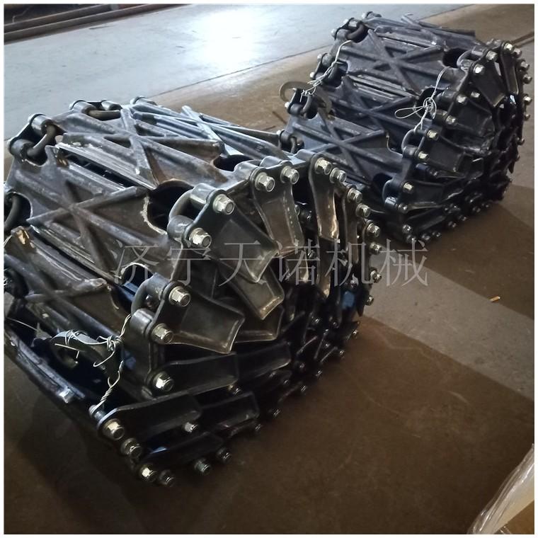 30 40 50鏟車輪胎防滑保護鏈條 鋼廠專用輪胎保護鏈