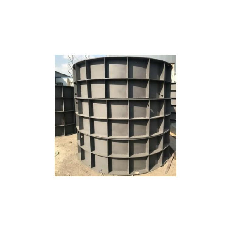 井體鋼模具、供水井模