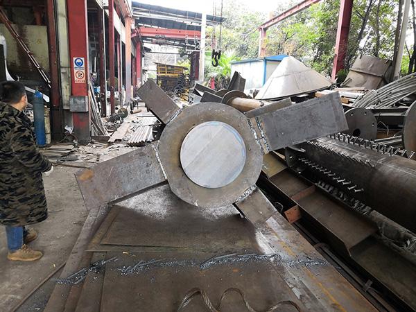 绵阳附近哪有铝焊接加工,不锈钢管冲孔加工价格
