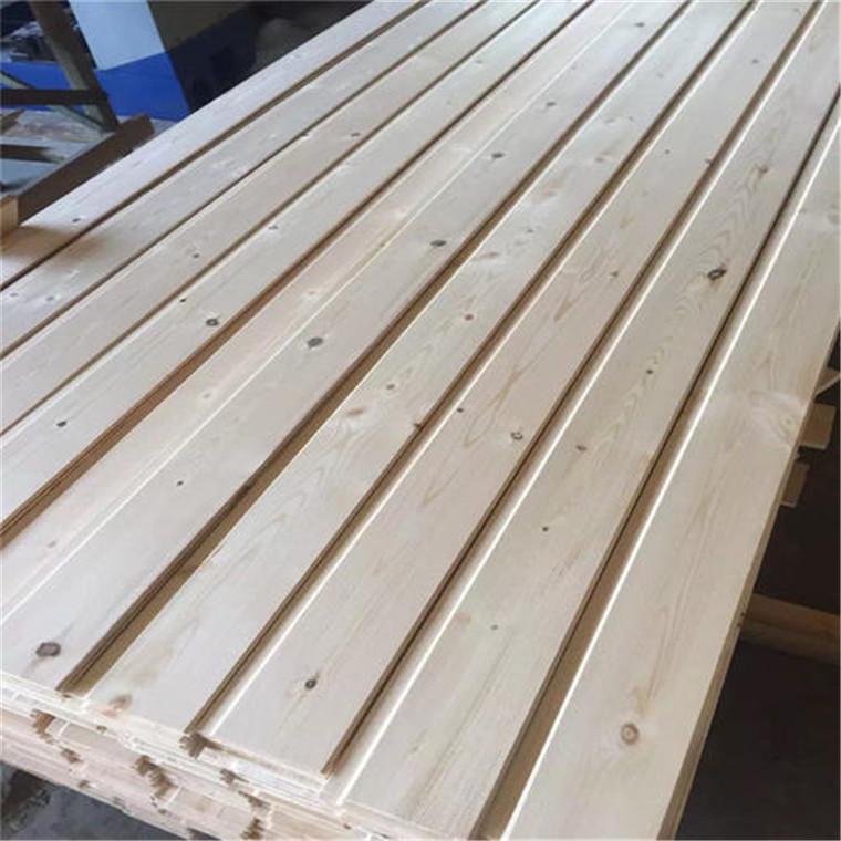 白松建筑木方供应