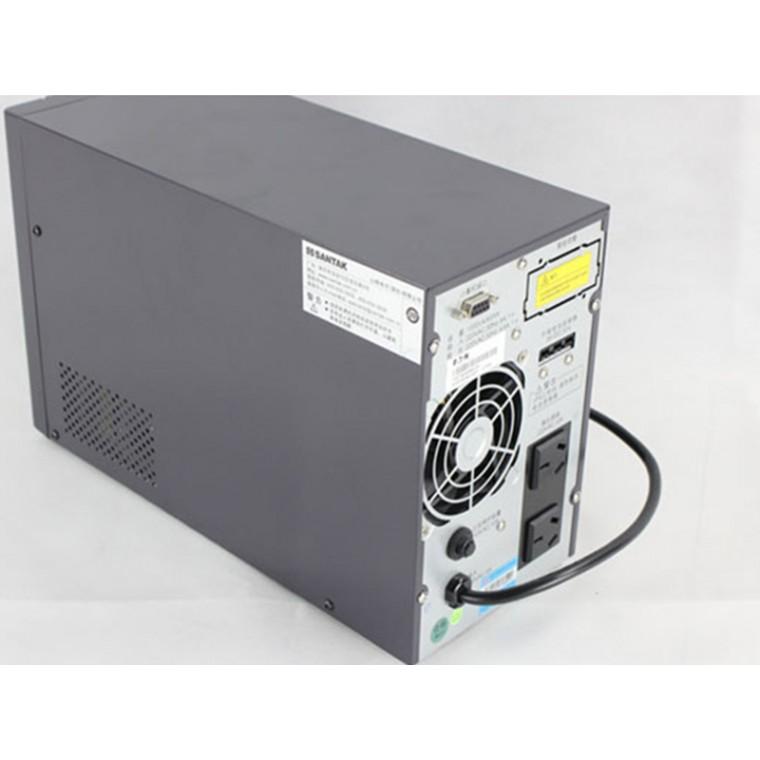 山特C1KS不间断电源1KVA/800W外配电池报价