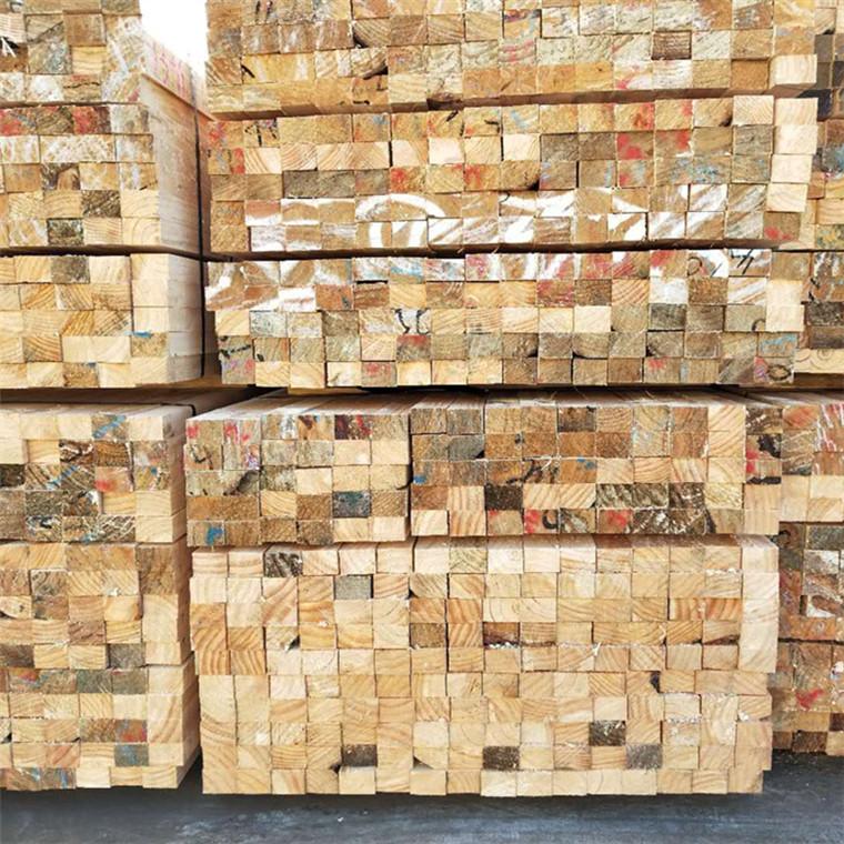 鐵杉建筑方木報價