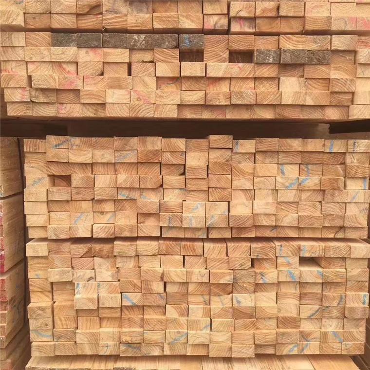 鐵杉建筑方木加工