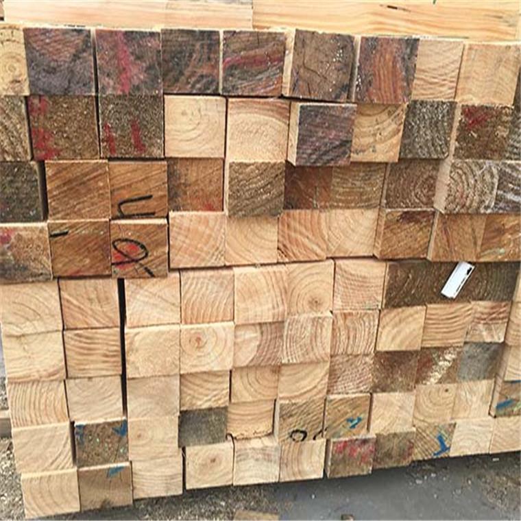 輻射松建筑木方出售