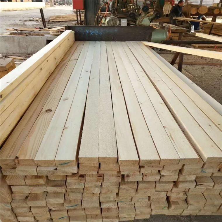 白松建筑方木供應商