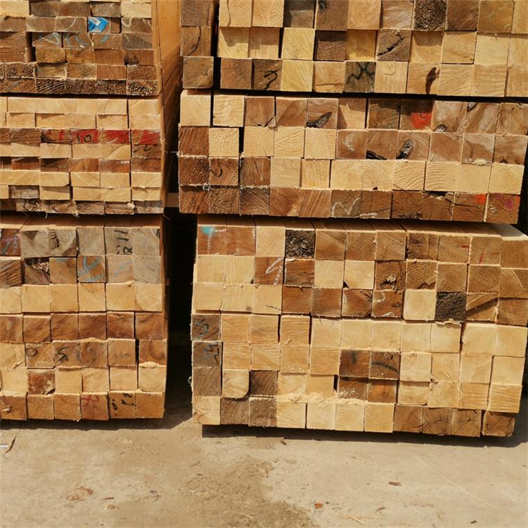 輻射松建筑方木供應商