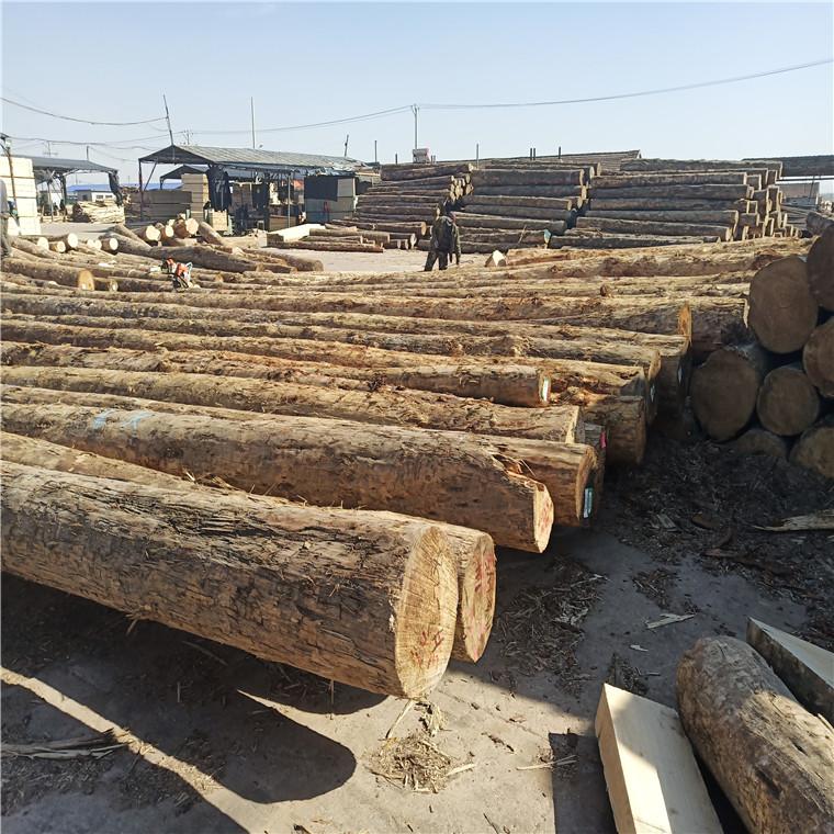 原木建筑方木廠家加工