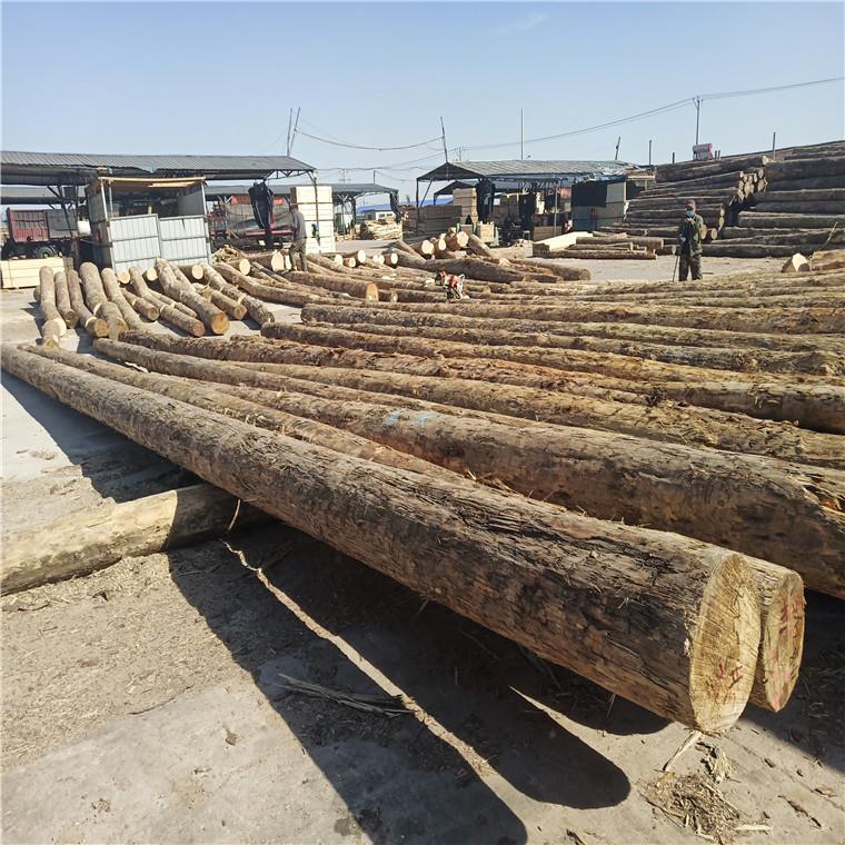 原木建筑方木廠家直銷