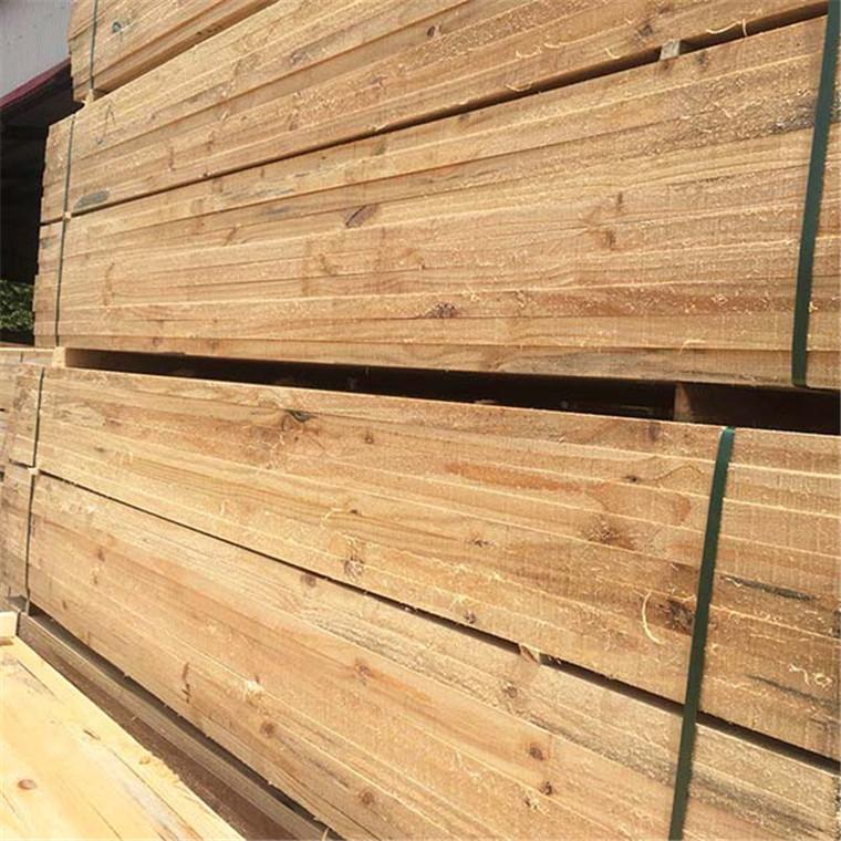 樟子松建筑木方供應