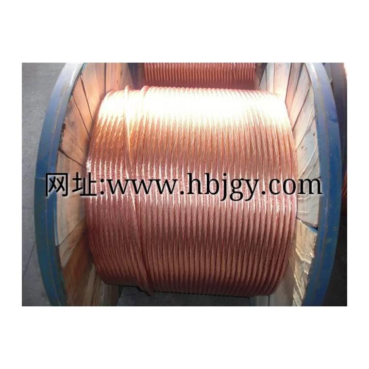 鍍銅鋼絞線(銅包鋼接