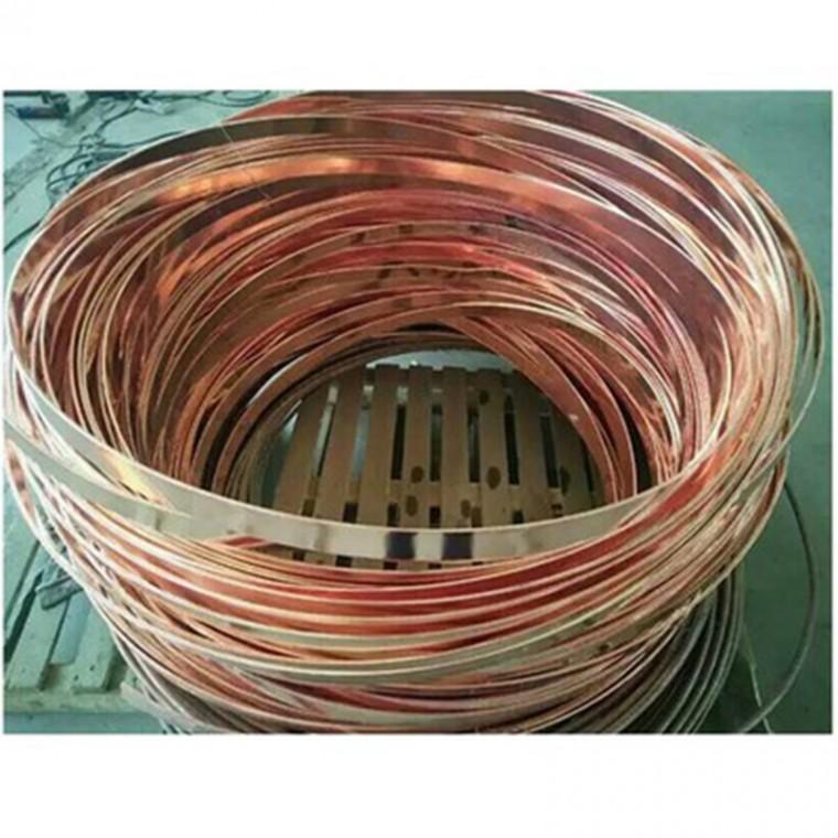 鍍銅扁鋼(銅覆鋼扁線/鋼)