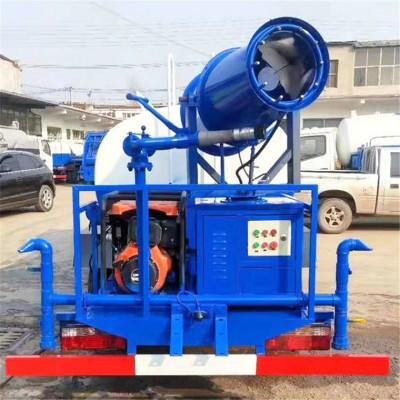 怎样使绿化洒水车水泵能够更好的去使用呢?