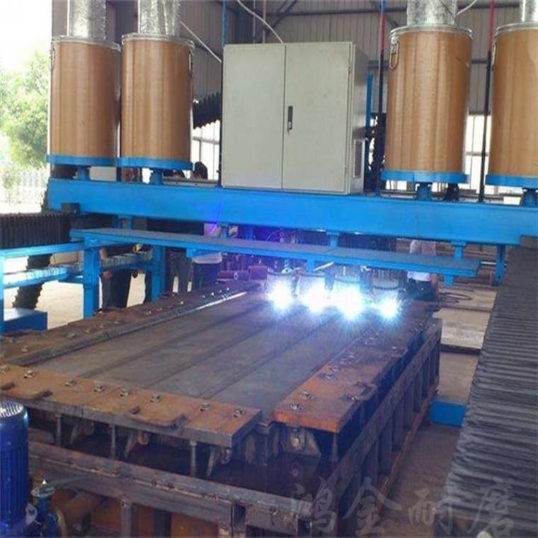 堆焊耐磨襯板 堆焊耐磨鋼板 雙金屬耐磨鋼板生產廠家