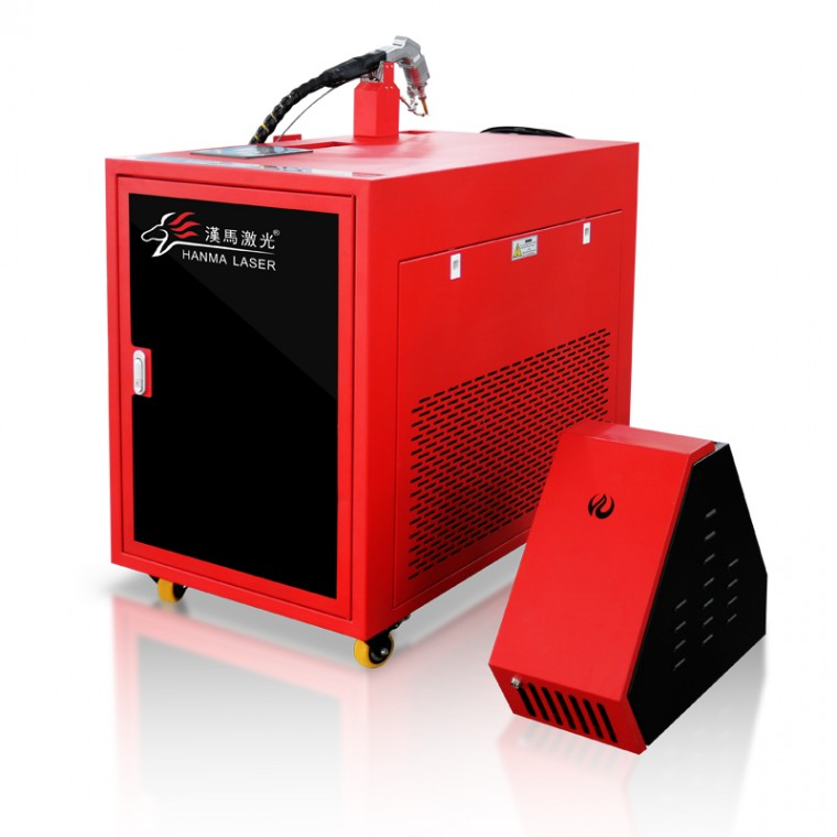1000w手持激光焊接機 自動送絲激光焊接機廠家 漢馬激光