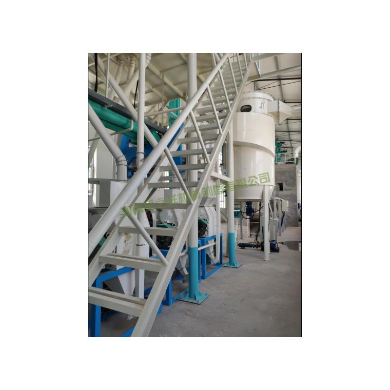 杂粮加工设备,莜麦制粉成套设备,石磨磨粉机