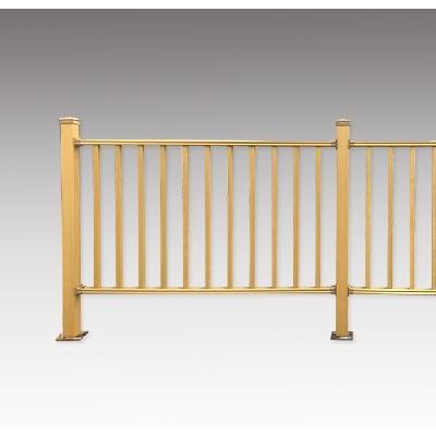 木塑栏杆该如何正确安装呢?