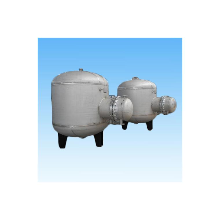 BHRV-02立式波節管半容積式換熱器