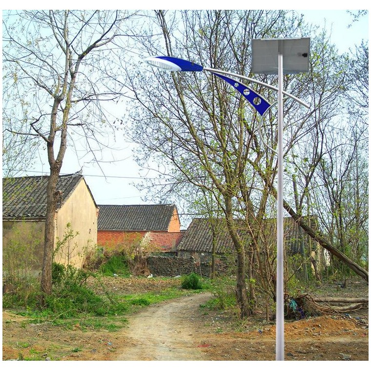 光伏路燈道路燈交警燈標志牌路燈太陽能廠家直供