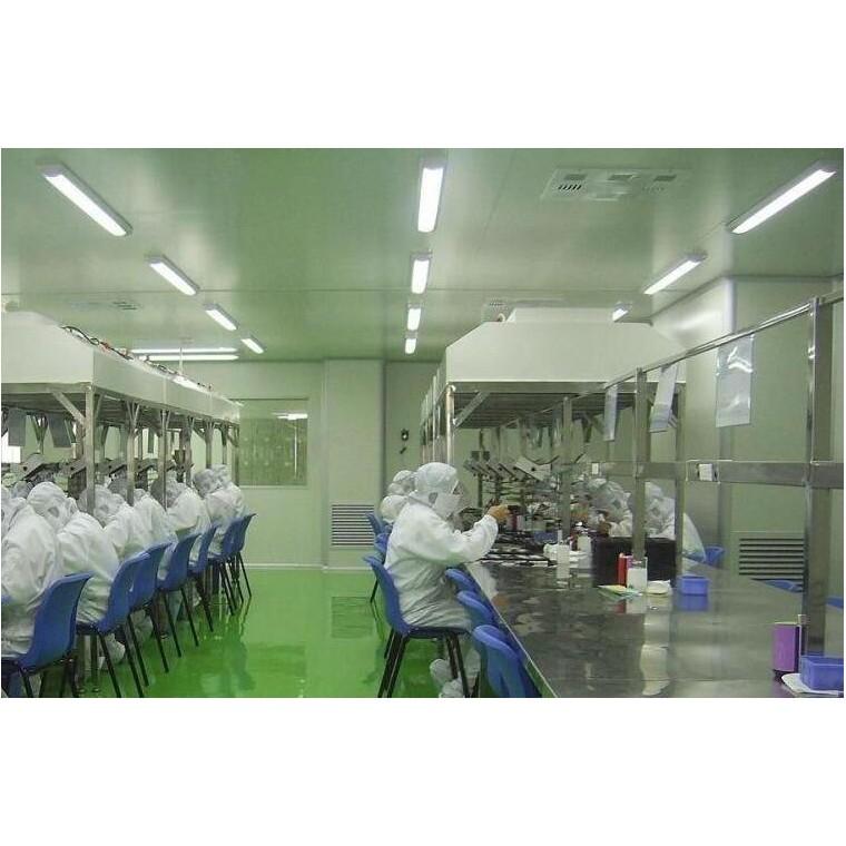 医用口罩厂装修- 一次性口罩厂装修-快速完工