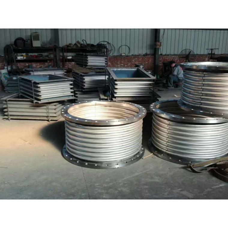 泊頭星航波紋管DN600圓形金屬補償器廠家直銷