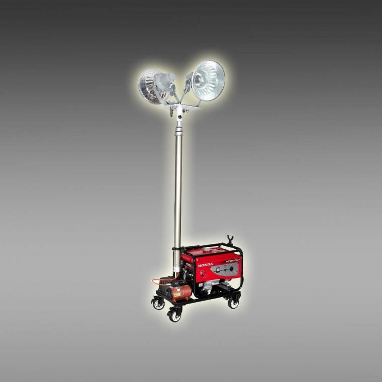 供应全方位自动升降工作灯 全方位自动泛光工作灯定制