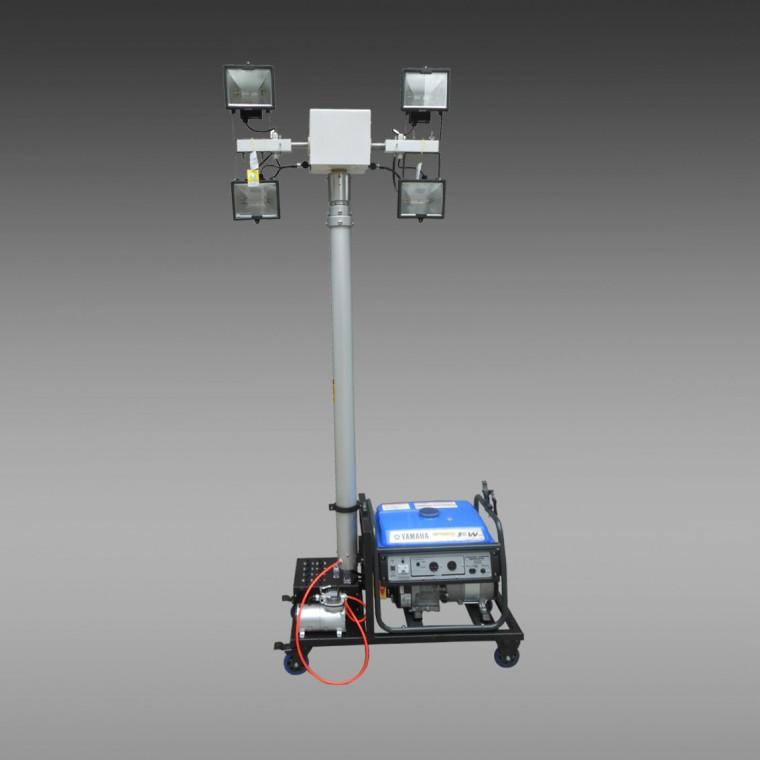 供应全方位遥控自动升降工作灯 遥控升降工作灯定制