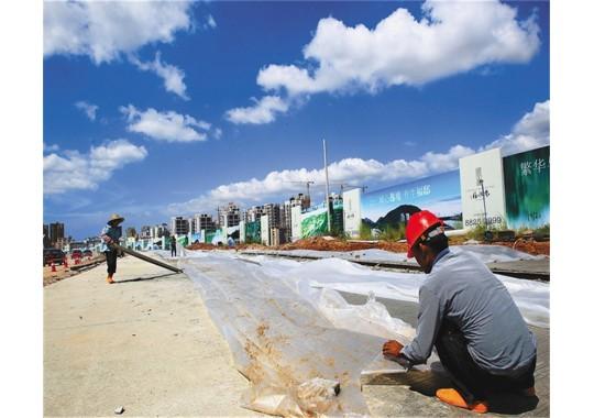 大面积混凝土地面浇筑人工承包