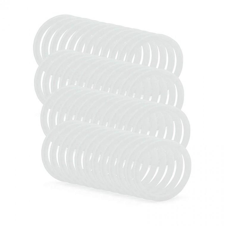 寬口86標口70梅森罐馬口鐵蓋不銹鋼蓋塑料蓋硅膠