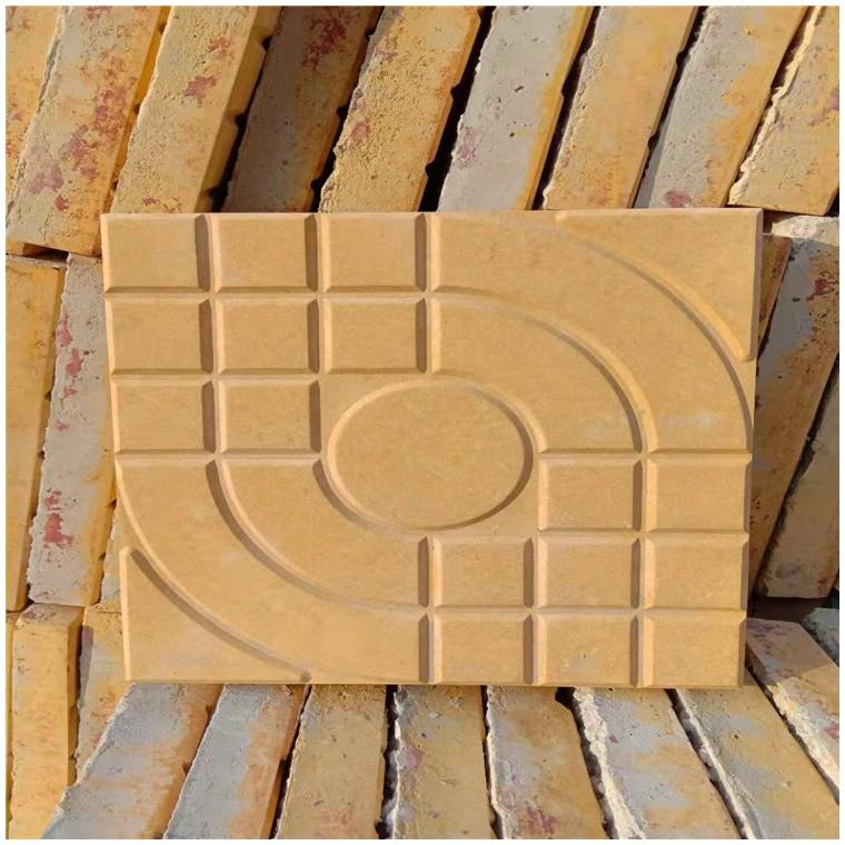 定州面包砖厂家 便道砖价格 广场砖 水泥砖