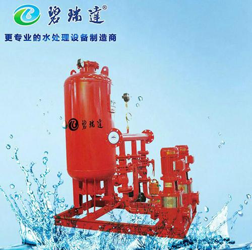 西寧定壓補水裝置