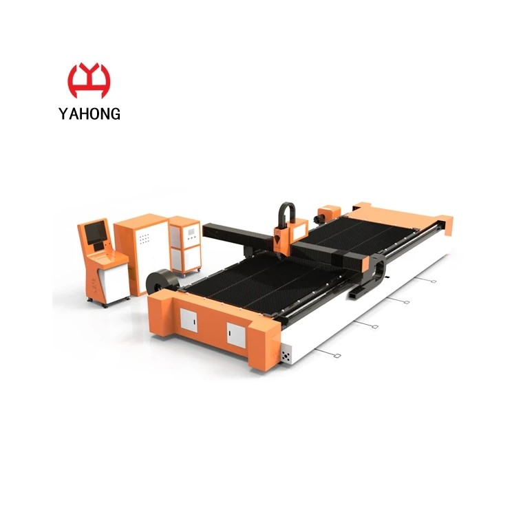 平板管组合式数控光纤激光切割机 管板切割机