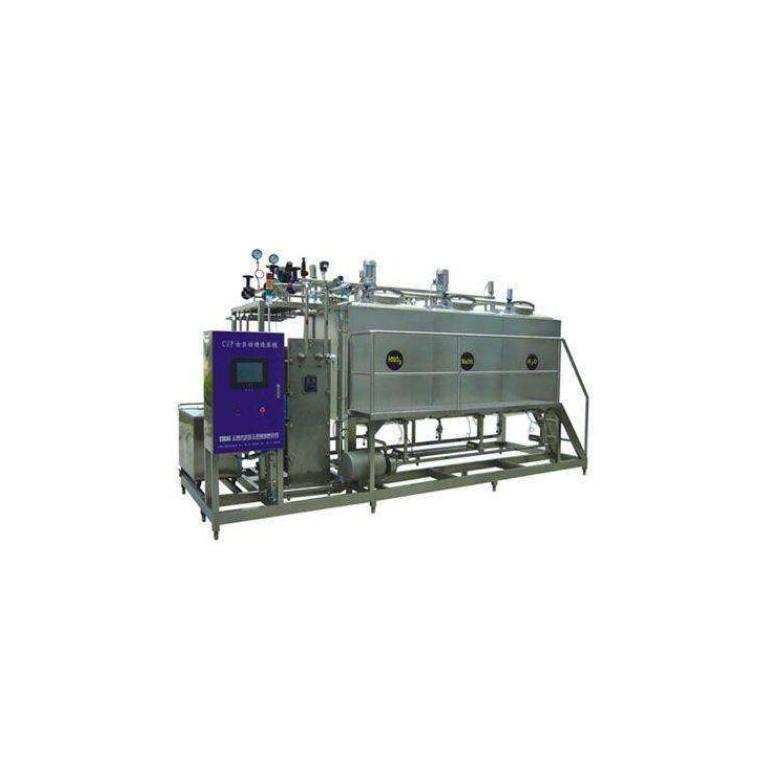 工廠店全自動CIP清洗機半自動CIP清洗機就地式清洗機