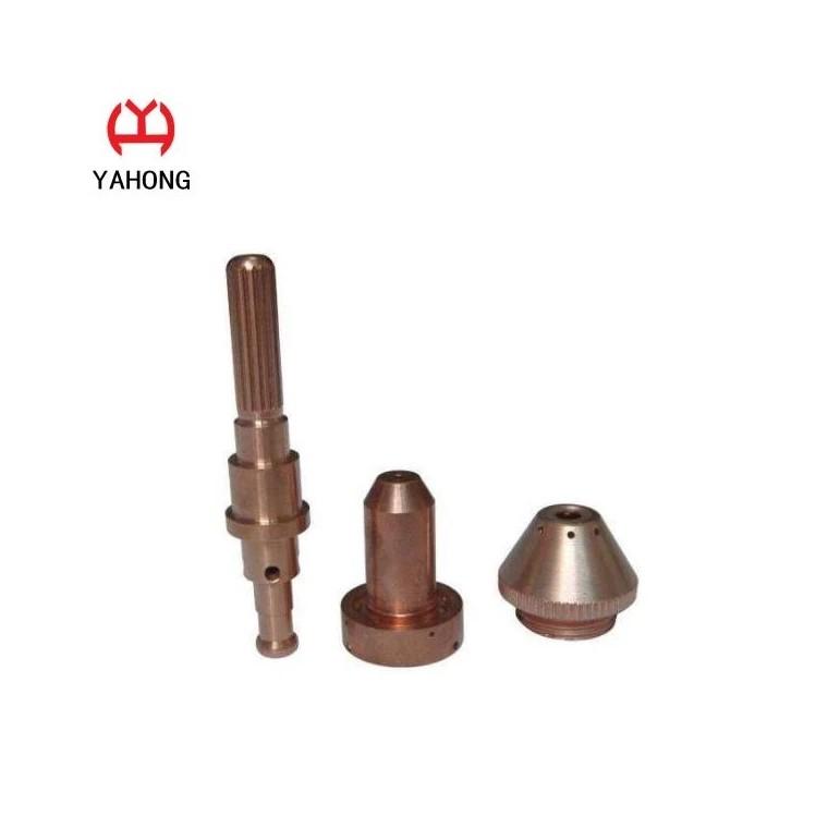 徐州亞鴻直銷熱力學等離子耗材 噴嘴電極保護 切割機相關配件