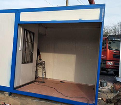 洛陽洛龍區二手住人集裝箱