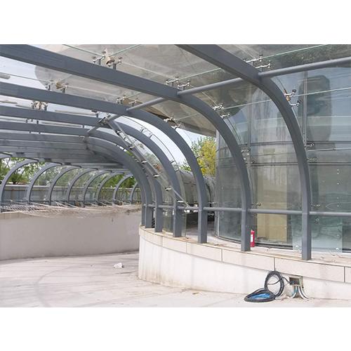 慶陽鋼化玻璃