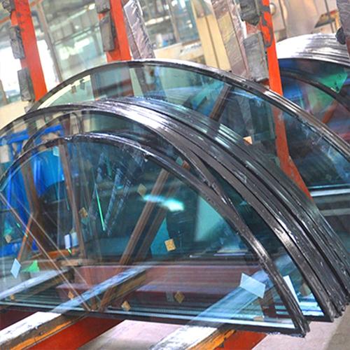 阜陽弧形玻璃