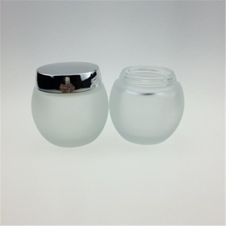 千弘化妝品瓶面膜旅行分裝瓶霜類包裝瓶玻璃空瓶子現貨化妝品包材