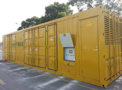 馬鞍山電容柜
