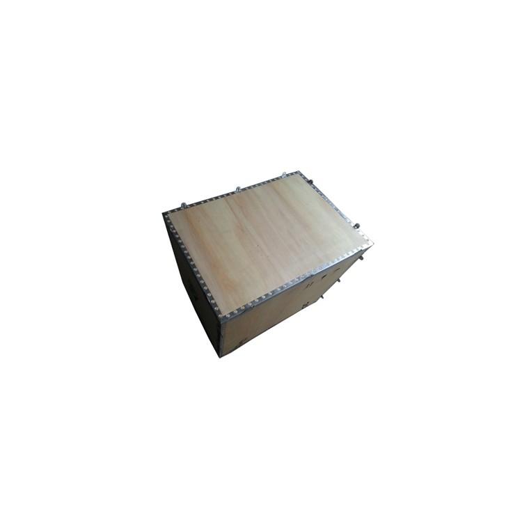 鍍鋅鋼帶包邊箱