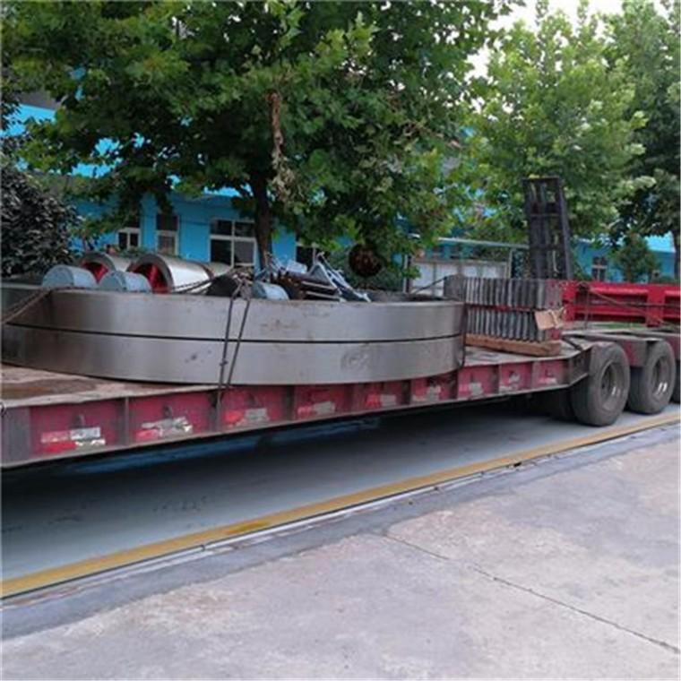 烘干機大齒輪 滾筒干燥機原廠大齒輪 鑄鋼托輪廠家