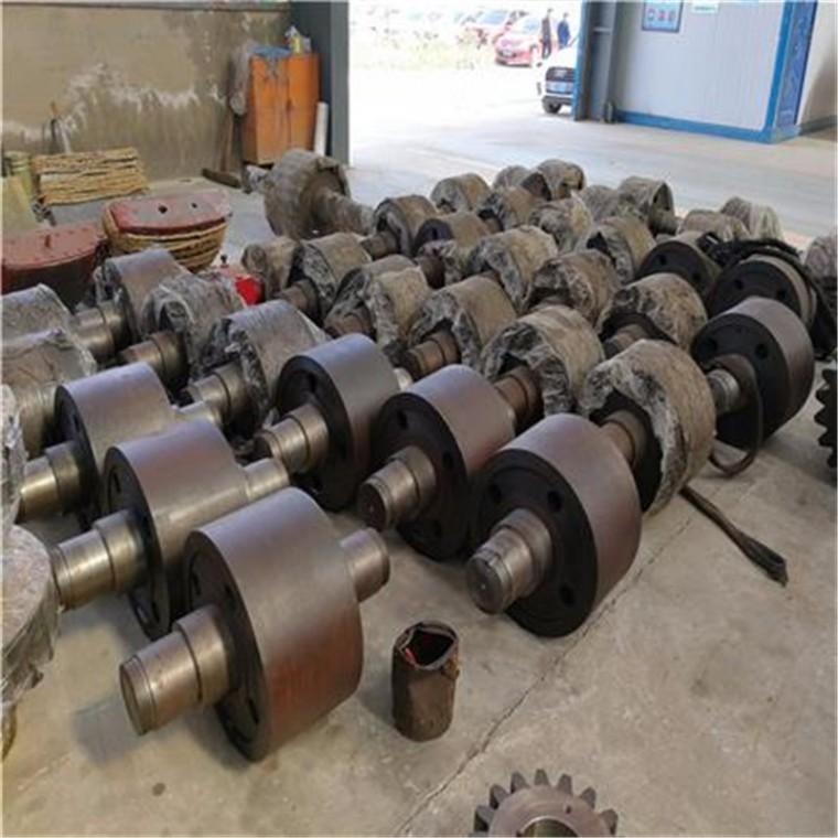 奎一廠家直銷 回轉窯液壓擋輪 回轉窯托輪調整 回轉窯雙擋輪
