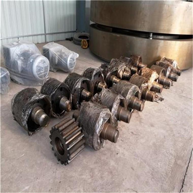 滾筒烘干機擋輪總成 活性炭轉爐托輪市場價格生產廠家
